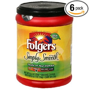 Folgers Low Acid Coffee