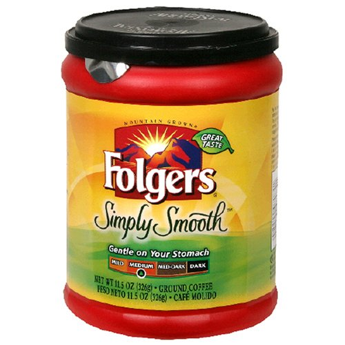 Simple Smooth Folgers Low Acid Coffee 1